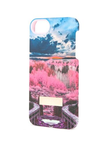 Ted Baker Plima Road to Nowhere iPhone 5 Case