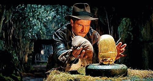 The Indiana Jones Movies