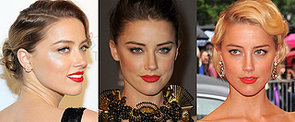 Amber Heard's Bridal Beauty Look Would Have Been Bold