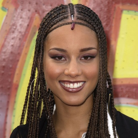 Alicia Keys' Best Hair and Makeup Looks
