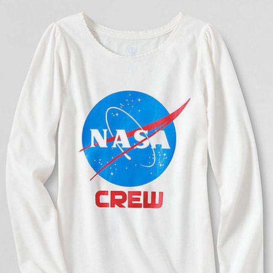 Lands' End Launches Science-Themed Tees For Girls