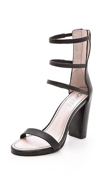 DKNY Strappy Sandals