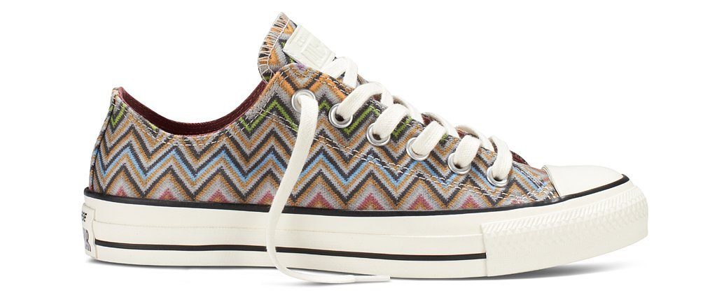 We're Zigging and Zagging to Get Our Feet in the New Converse Collaboration