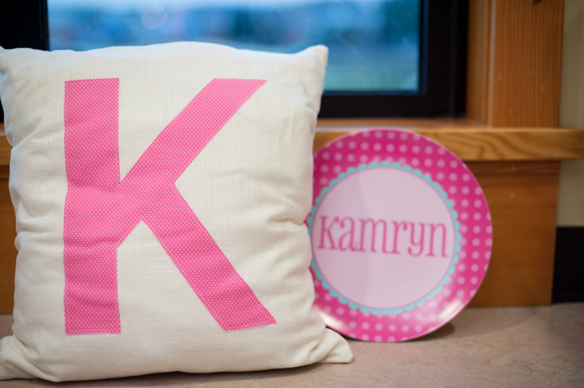 Personalized Touches Make the Party