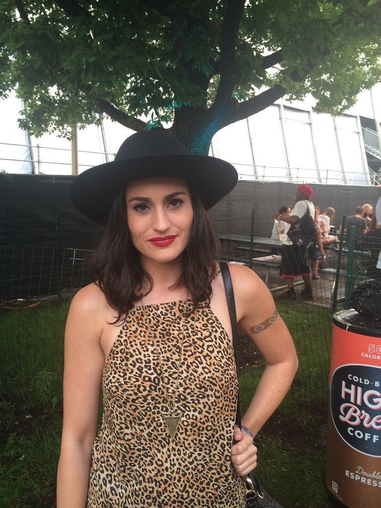 Lollapalooza Beauty Street Style 2014