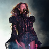 Beyonce On the Run Tour Outfits LA 2014 | Video