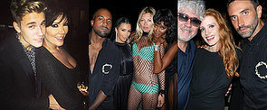 Who WASN'T at Riccardo Tisci's Birthday Party?