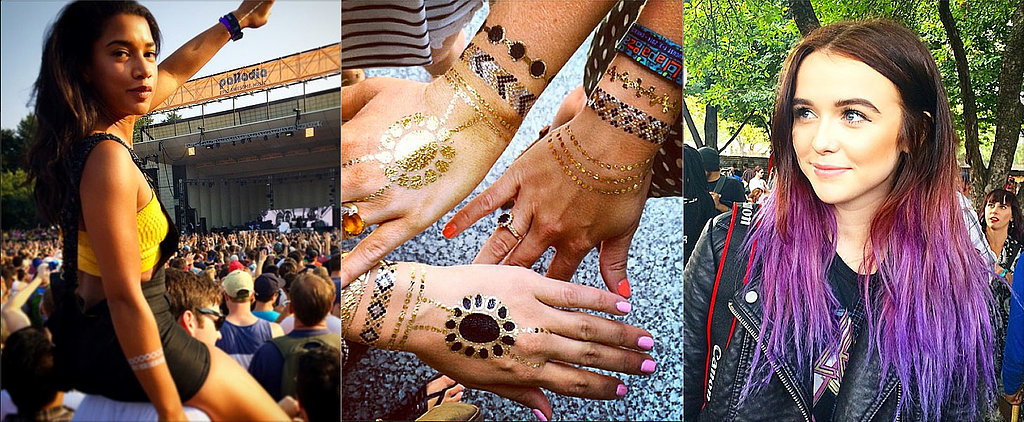 Holla, Lolla! The Most Stylish Lollapalooza Moments From Instagram