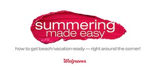 Summering Made Easy: How To Get Beach/Vaction Ready - Right Around The Corner!