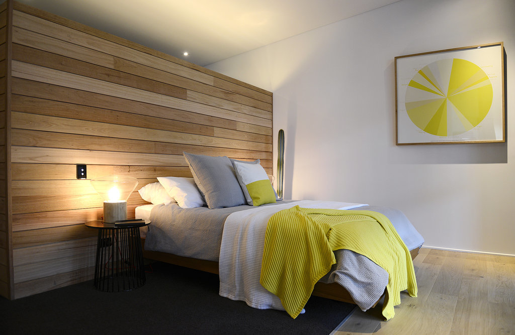 The block glasshouse guest bedroom reveals shannon and for The block master bedrooms