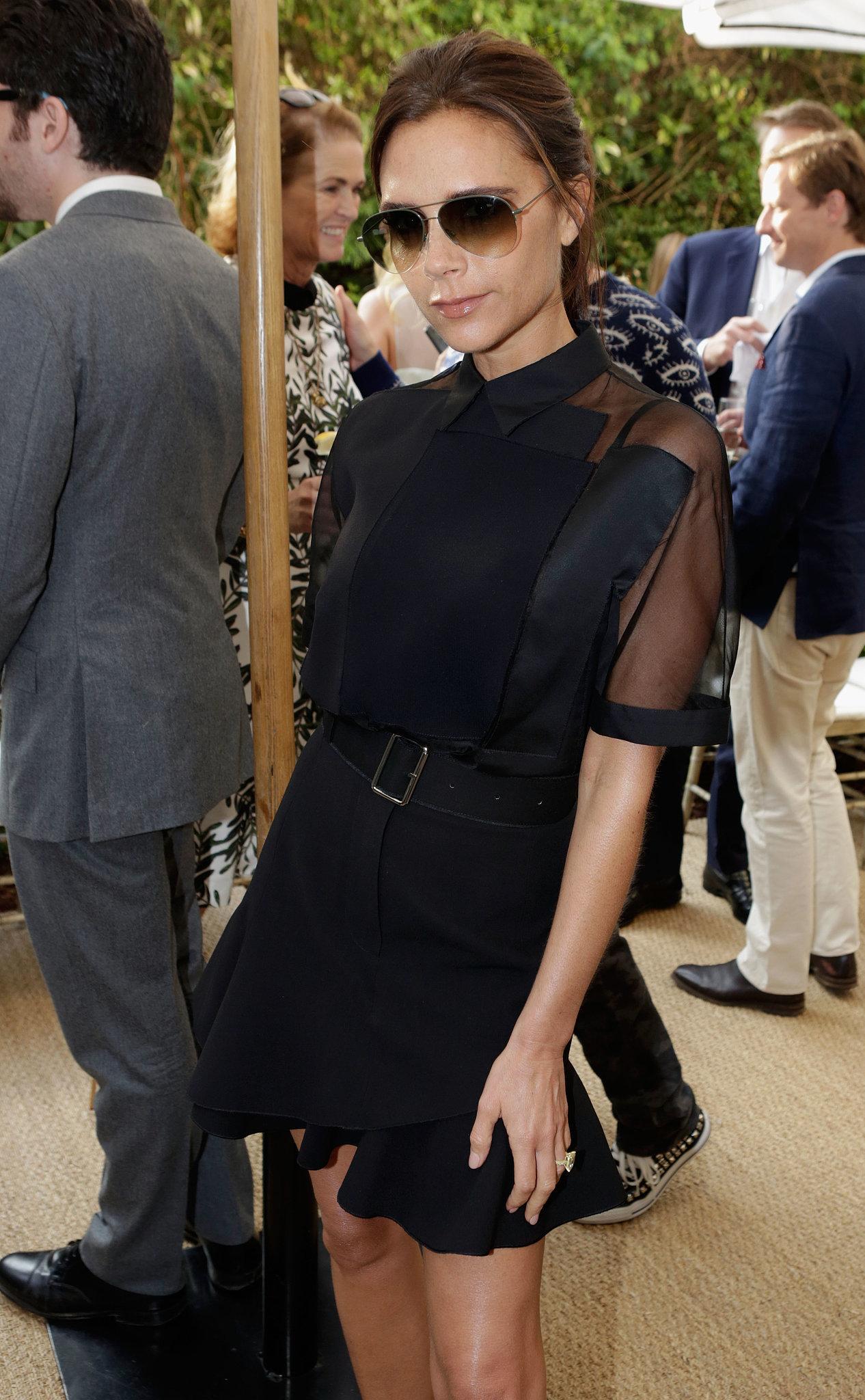 Victoria Beckham's Sunglasses Collection