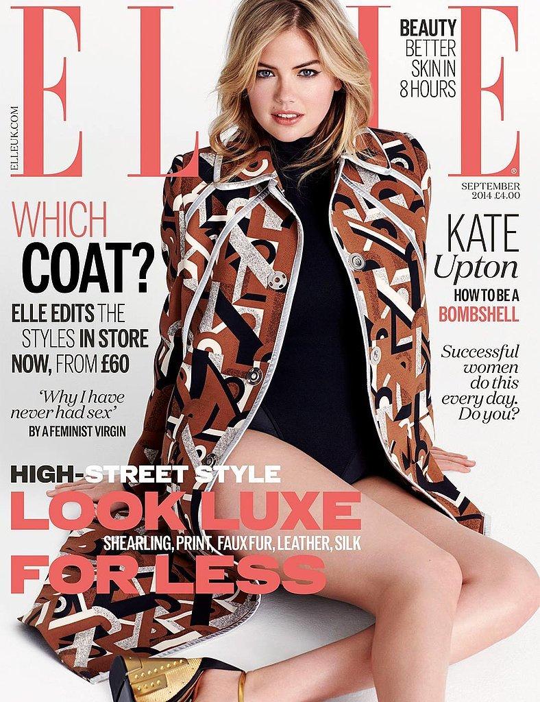 Elle UK September 2014