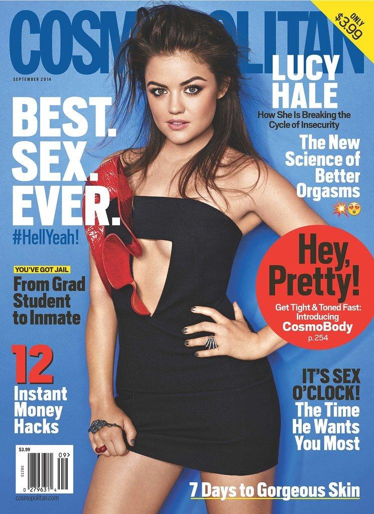 Cosmopolitan September 2014