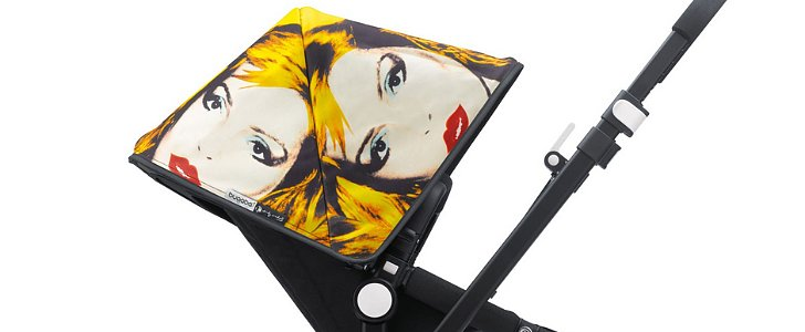 Call Us Impressed! Bugaboo and Andy Warhol Come Together Again and Bring in Debbie Harry