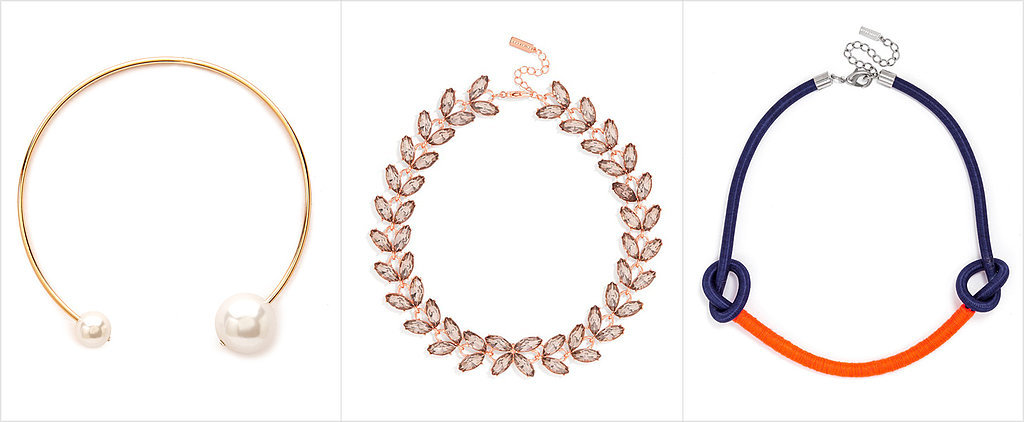 15 Sleek, Chic Choker Necklaces to Suit Every Budget and Style