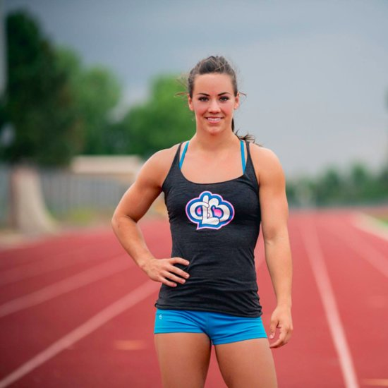 2014 CrossFit Games Winner Camille Leblanc-Bazinet Interview