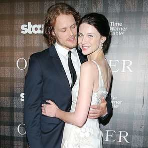 Caitriona Balfe and Sam Heughan Outlander Interview | Video