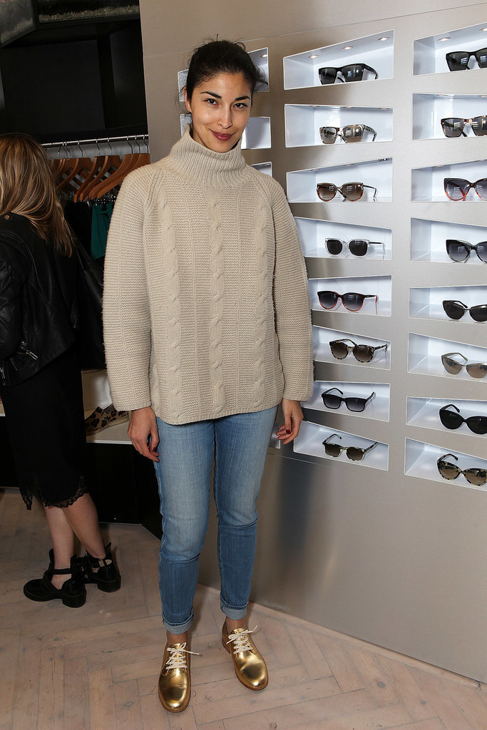 Caroline Issa at the Prism Boutique Summer Party