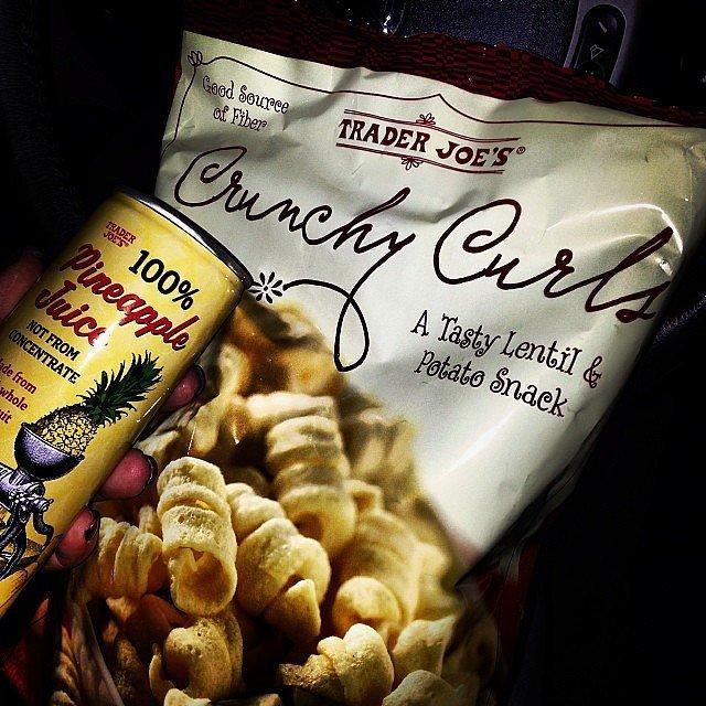 TJ's Crunchy Curls