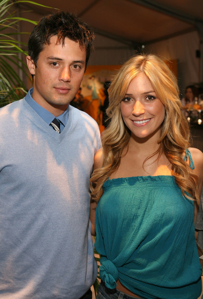 Kristin Cavallari and Stephen Colletti
