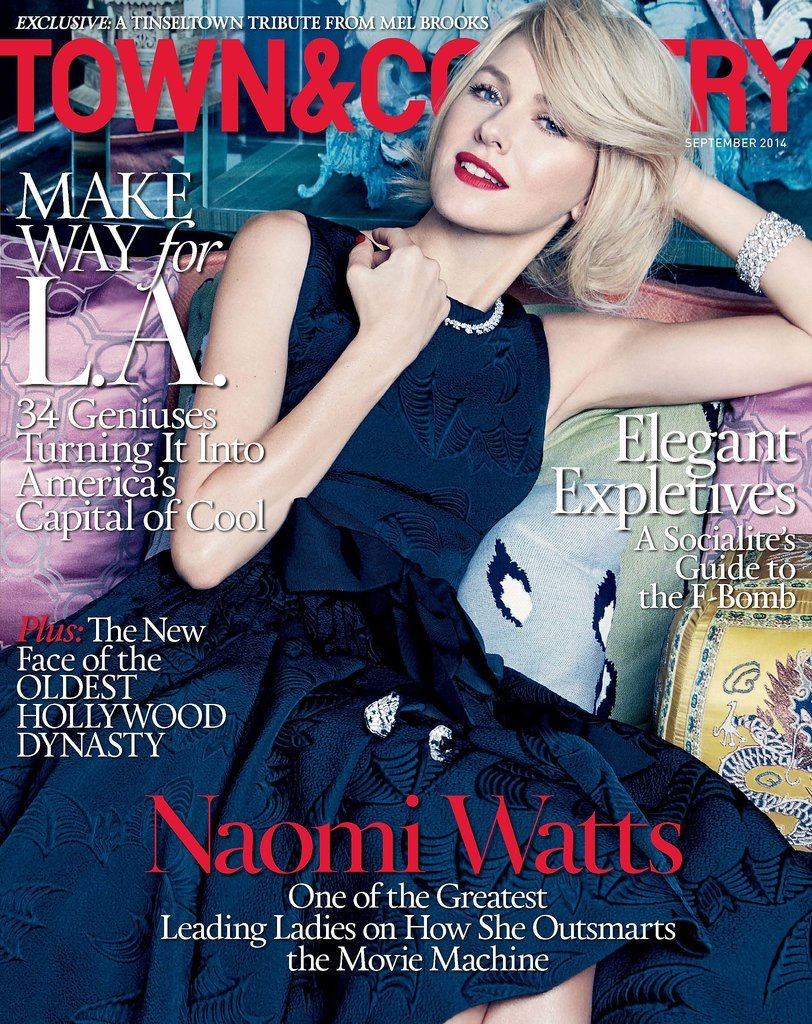 Town & Country September 2014