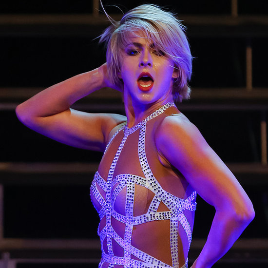 Julianne Hough's Sexy Move Live on Tour Costumes