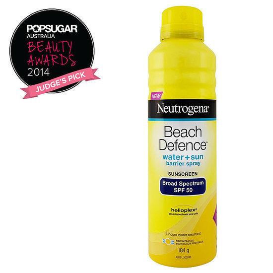 Best Sunscreen in POPSUGAR Australia Beauty Awards 2014