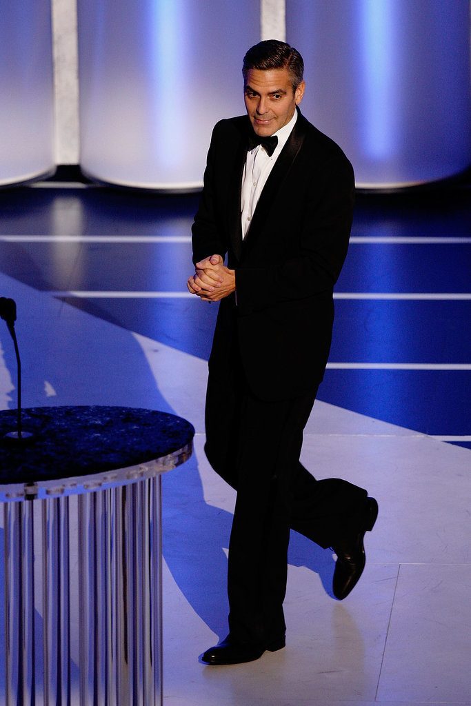 George Clooney at the 2008 Academy Awards