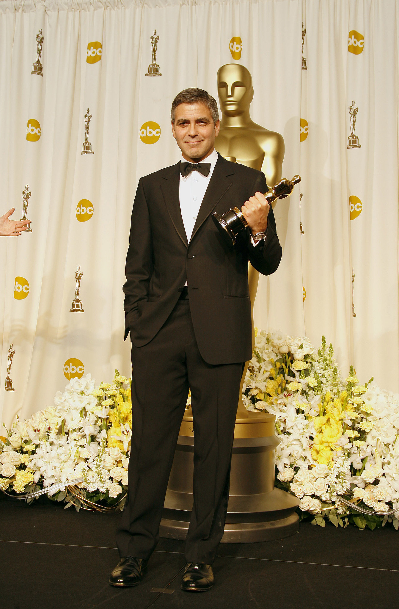 George Clooney at the 2006 Academy Awards
