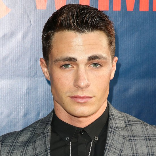 Colton Haynes Live Tweets First Date