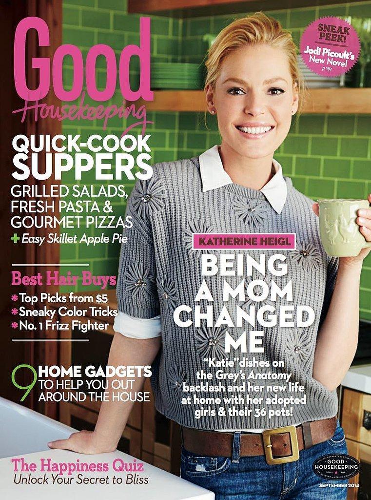 Good Housekeeping September 2014
