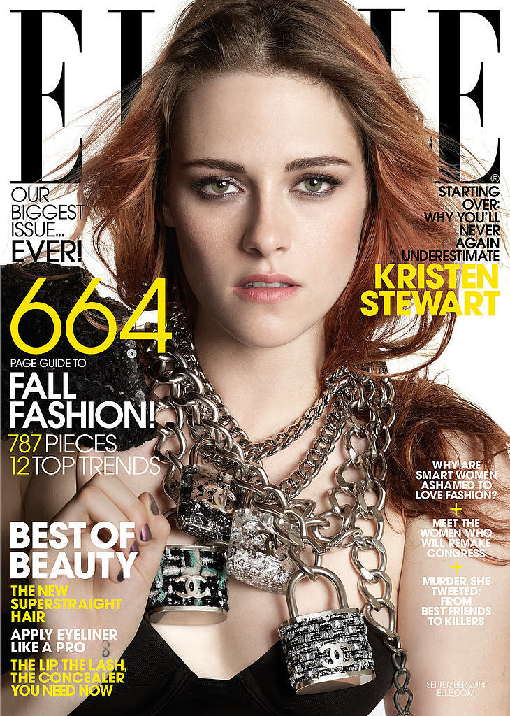 Elle September 2014