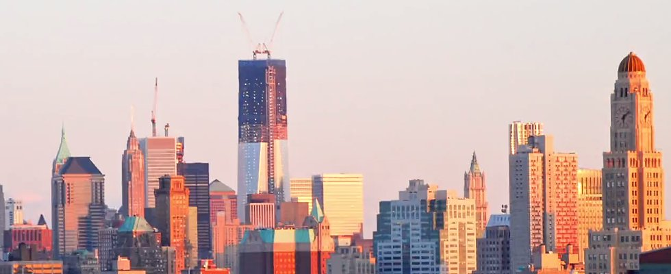 Watch as One World Trade Center Comes to Life in a Stunning Time Lapse