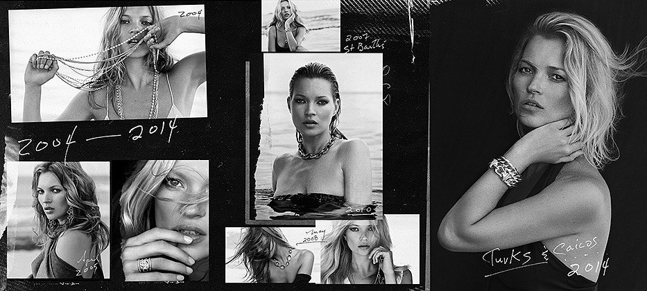 David Yurman Enduring Style Fall 2014 Campaign With Kate Moss