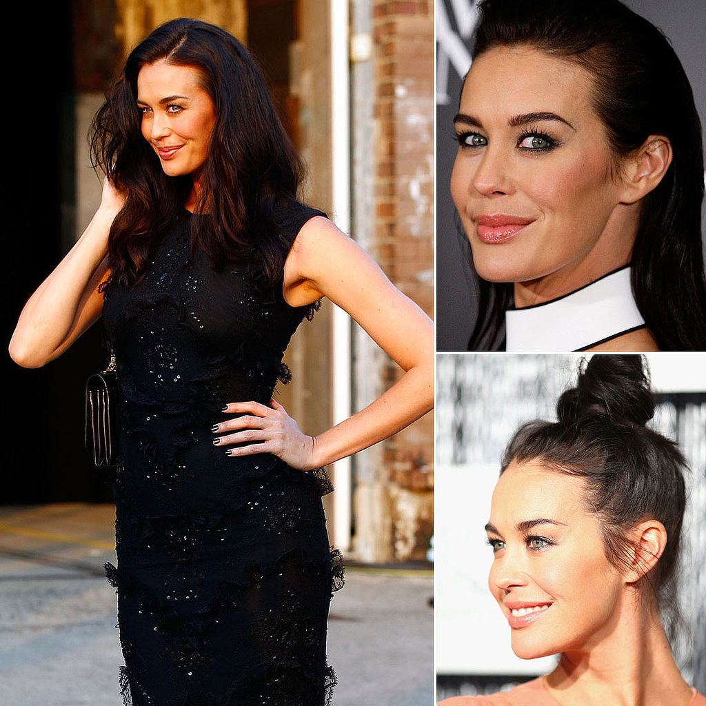Happy Birthday to New Mum Megan Gale!