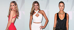It Was All Glowing on the Myer Red Carpet Last Night