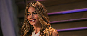 Sofia Vergara Looks Like a Hot Mess on Set of Modern Family, But Still Is Perfect