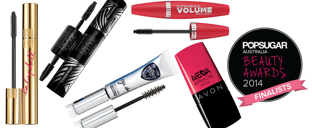 POPSUGAR Australia Beauty Awards 2014: Vote For the Best Mascara