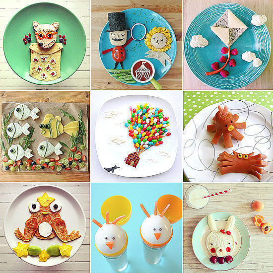 MAKE: Go ahead and play with their food this weekend.