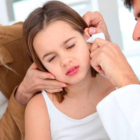 Baby Ear Infection Symptoms