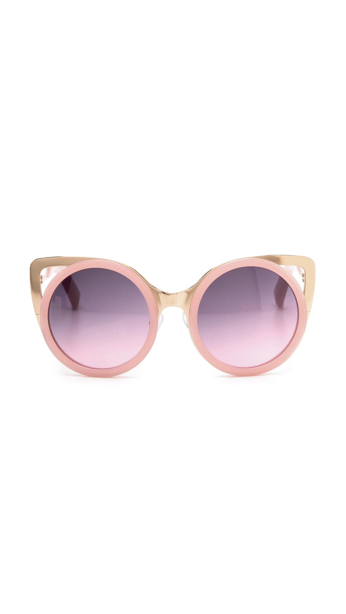 One by Erdam Cat Eye Sunglasses