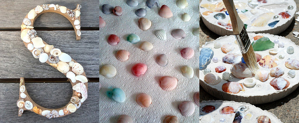 11 Ways to Get Crafty With Seashells
