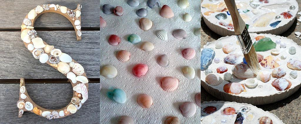 11 Ways to Get Crafty With Seashells
