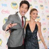 Celebrities at Teen Choice Awards 2014