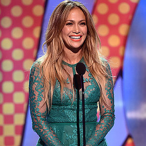Jennifer Lopez at the Teen Choice Awards 2014   Pictures