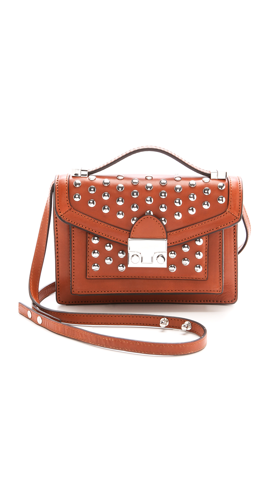Loeffler Randall Studded Mini Bag