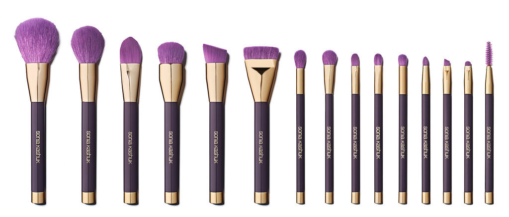 Celebrating 15 Years of Award-Winning Brushes 15-Piece Professional Brush Set, $40
