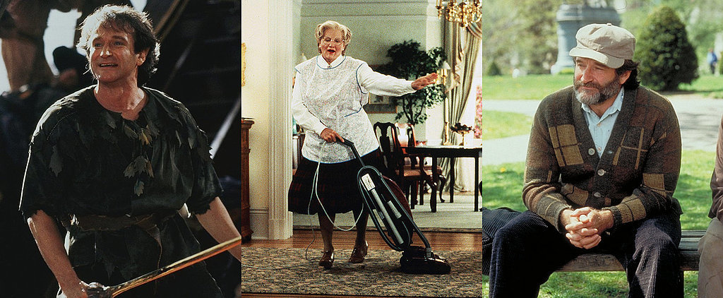 The Robin Williams Movie Moments That Made You Smile