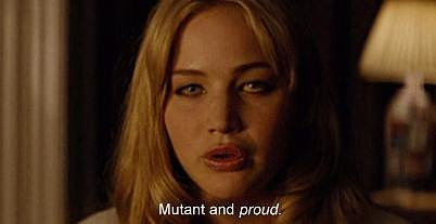 When She Totally Embraces Being a Mutant