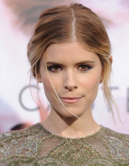 12 Times Kate Mara's Updo Was Way Cooler From the Back
